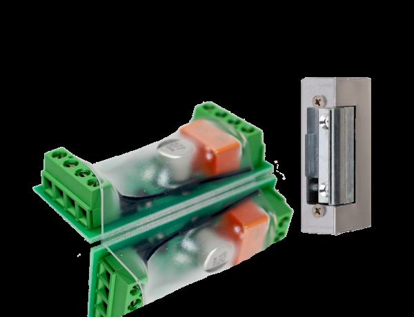 Popp elektronisches Türöffner-Steuermodul + Türöffner