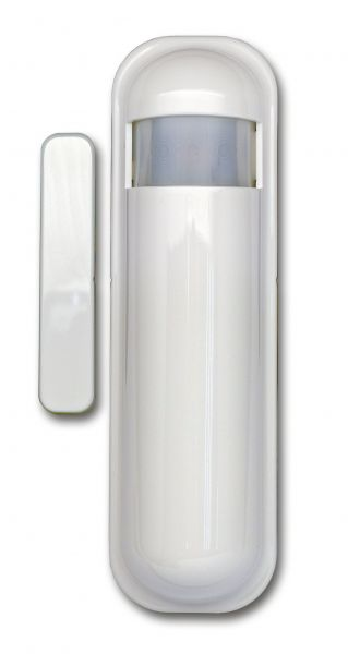 Philio Tür- und Fenstersensor 3 in 1 (Tür/Licht/Temperatur)