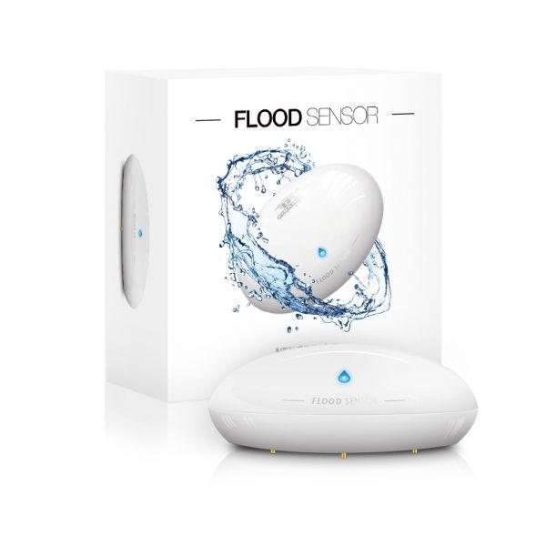 Fibaro Flood Sensor (Überflutungssensor)